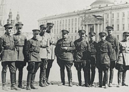 Кремлевцы. Первые шаги