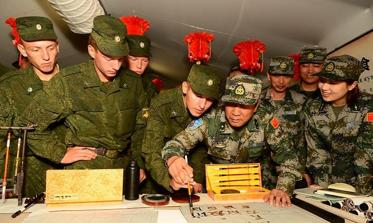Русские и китайцы защитят мир