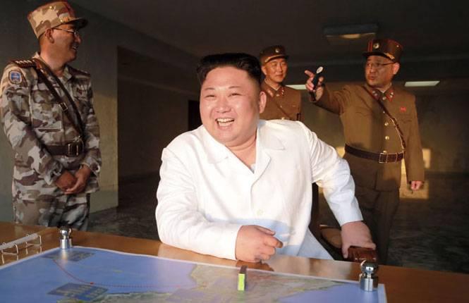 КНДР провела успешные испытания крылатых ракет
