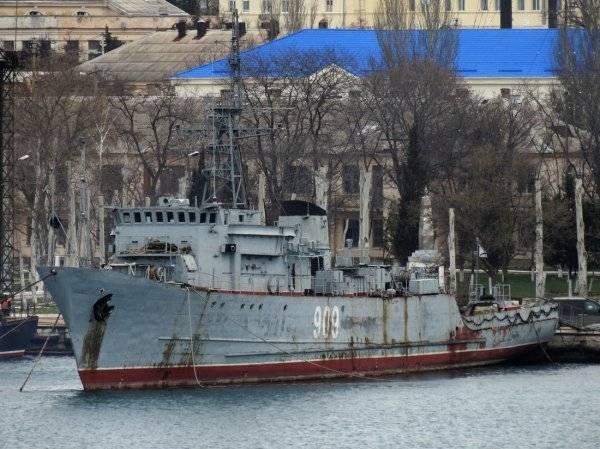 ВМФ РФ нечем заменять списываемые тральщики