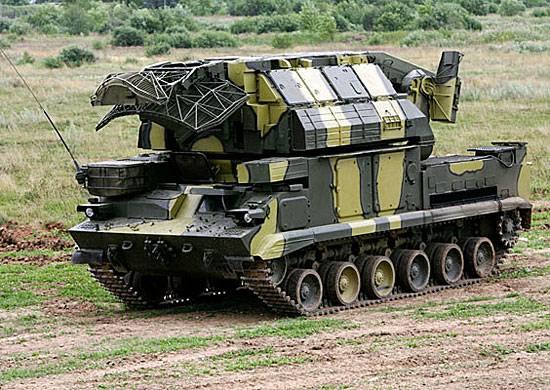 Под Астраханью прошли первые стрельбы «Тор-М2»