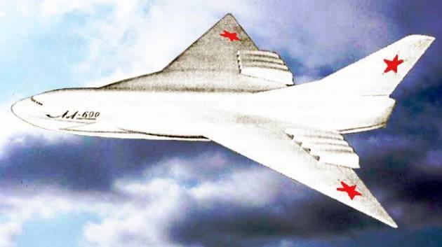«Морской Дьявол» СССР: возродится ли реактивный гидробомбардировщик ЛЛ-600