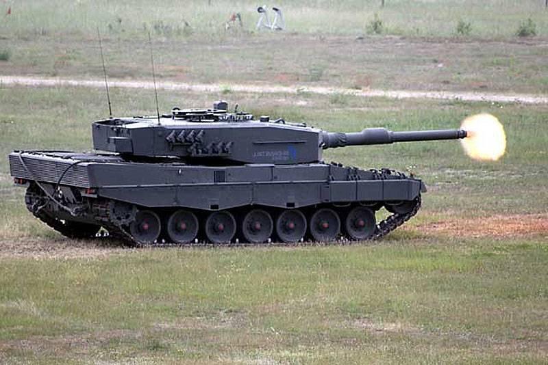 Танковые боеприпасы: в ответ на современные потребности