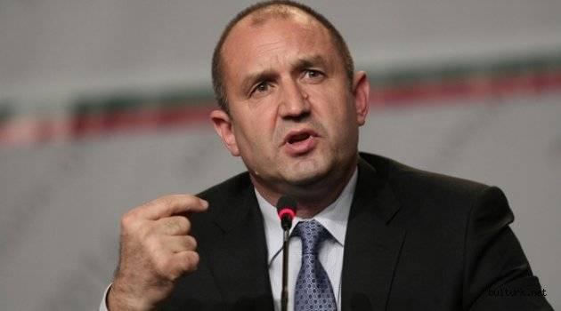 El presidente búlgaro aboga por la abolición de las sanciones antirrusas