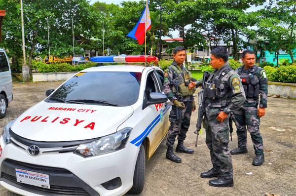 В Марави в перестрелке с ИГИЛ погибли 13 филиппинских морпехов