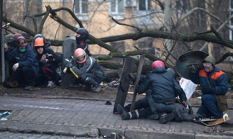 Активист Майдана: Стрельбу по протестующим вели не сторонники Януковича