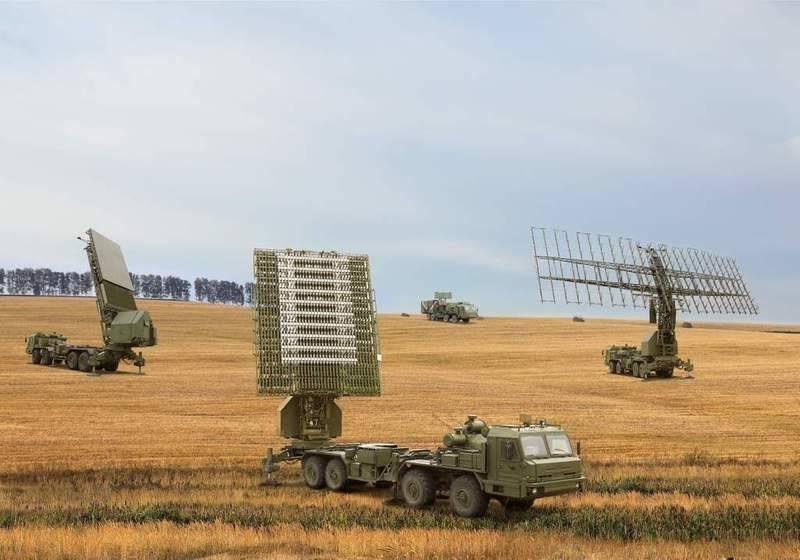 Las tropas de ingeniería de radio VKS planean modernizar el complejo de radar Sky-M