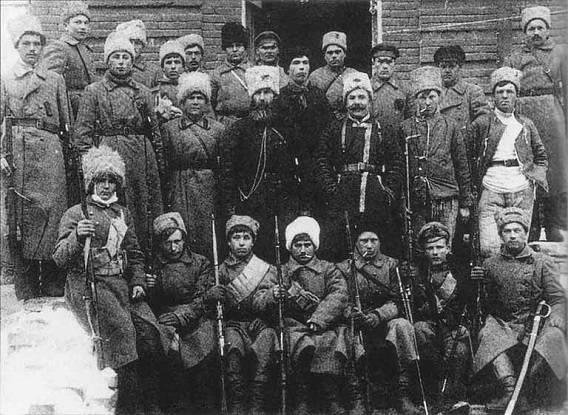 Последняя крестьянская война в России