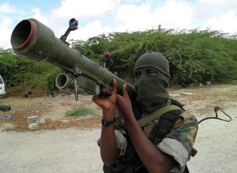 США устранили восьмерых боевиков «Аш-Шабаб» вСомали