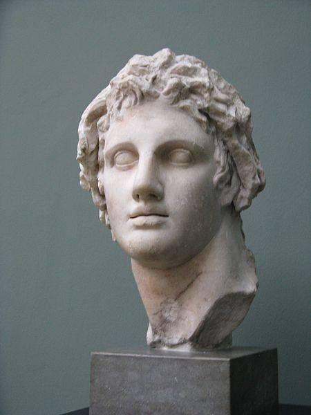 Избранник богов Александр