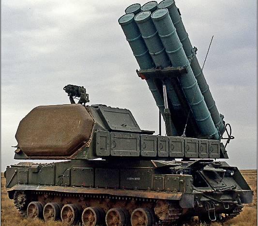 Бригада ПВО в Бурятии перевооружается на комплексы «Бук-М3»