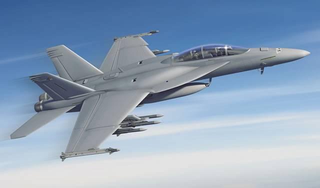 F-35C 지연 기다리고있는 미 해군 수퍼 호 넷