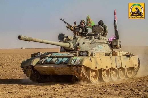 Тип 69-II иракской армии