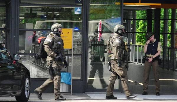 Стрельба в Мюнхене, взрывы на Кипре и в Южной Корее