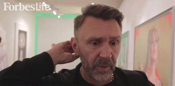 """""""Политический эксперт"""" С.Шнуров: """"Рано или поздно Россия развалится"""""""