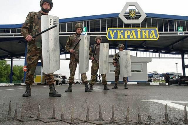 Крымская граница: 168 километров дуги мучений