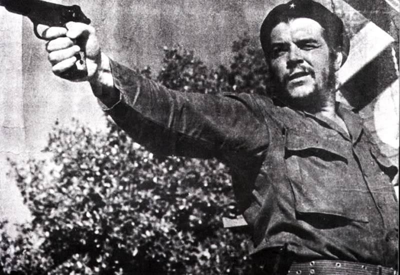 Че Гевара и его концепция партизанской войны