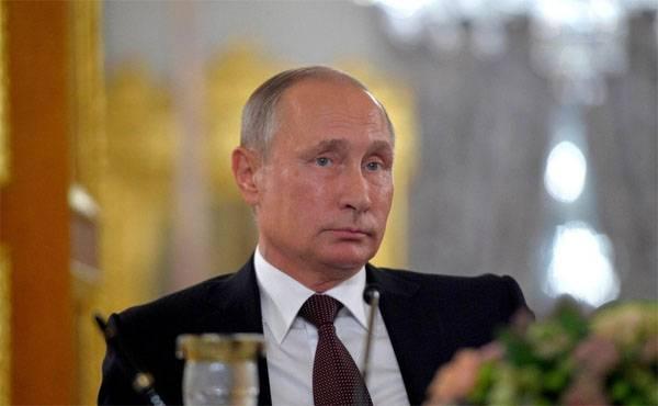 """Владимир Путин: """"Это в итоге будет дешевле и эффективнее гонки вооружений"""""""