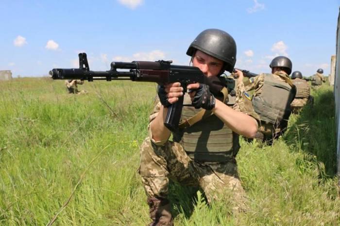 Ополчение ДНР заняло позиции ВСУ под Мариуполем