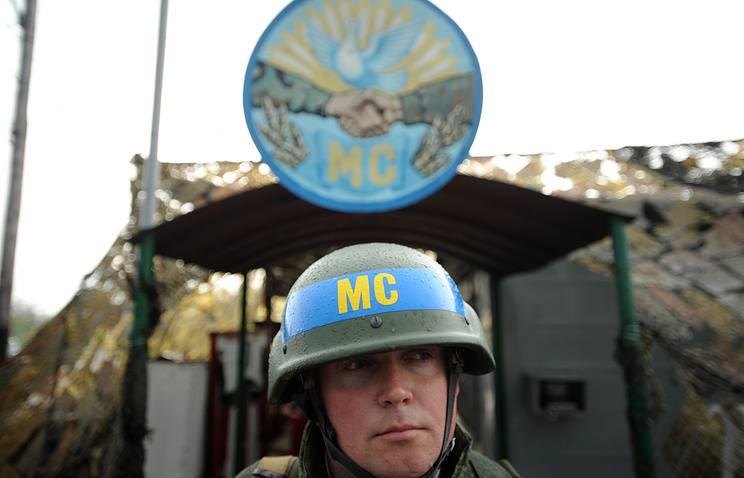 В России появится праздник – День миротворца