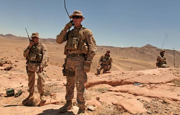США передислоцировали вСирию скоростные системы залпового огня