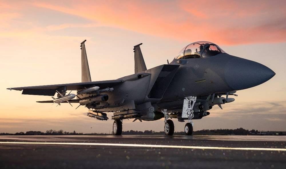 Катар закупит уСША истребителей F-15 на $12 млрд