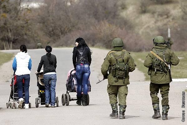 Киев обвиняет РФ в этнической экспансии в Крыму