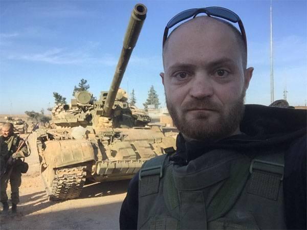 Какой вопрос Владимиру Путину задал военный корреспондент Александр Коц?