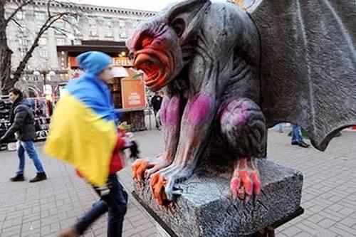 Опрос на Украине: 85% опрошенных считают, что страна в хаосе