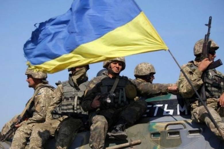 Киев желает пересмотреть статус военной операции в Донбассе