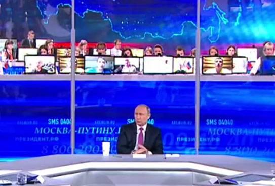 Президент РФ: Наши Вооружённые силы приобрели совершенно иное качество