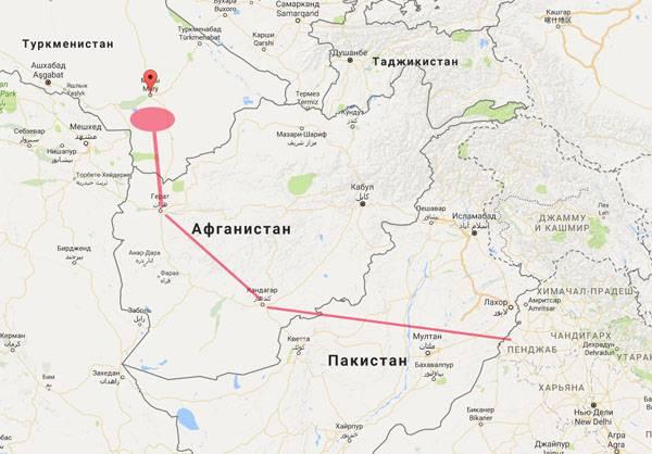 ТАПИ, или Как превратить Афганистан в газотранзитное государство?