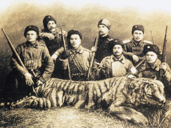 Уссурийские казаки, защитники российского Приморья