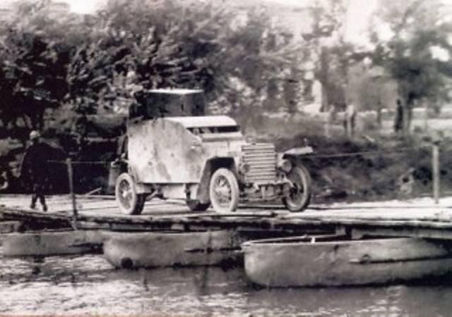 1941의 4 월 전쟁에서 유고 슬라비아 왕국 군대의 기갑 부대