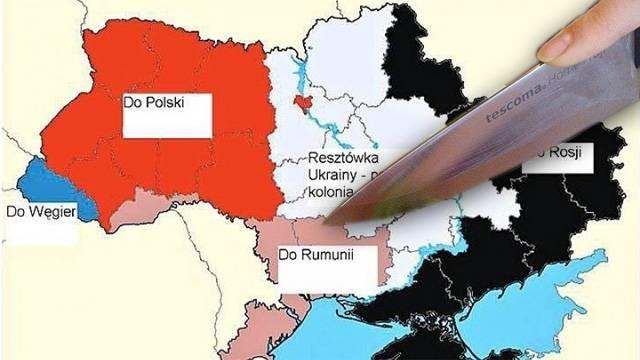 Стоит ли расчленить Украину?