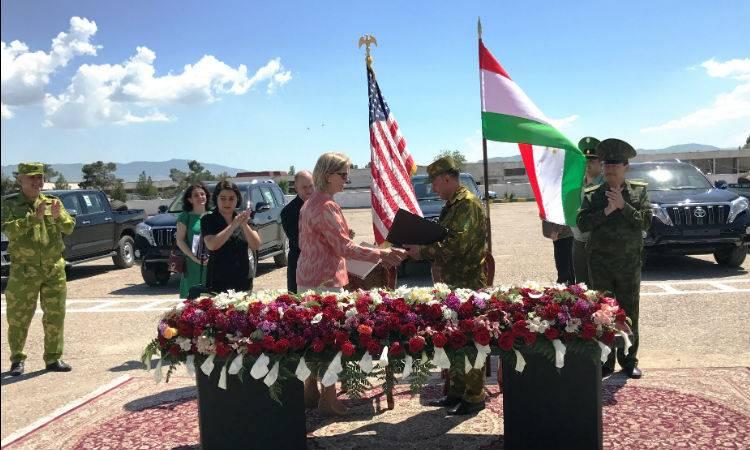 Дипмиссия США в Таджикистане сообщает о возросшей террористической угрозе
