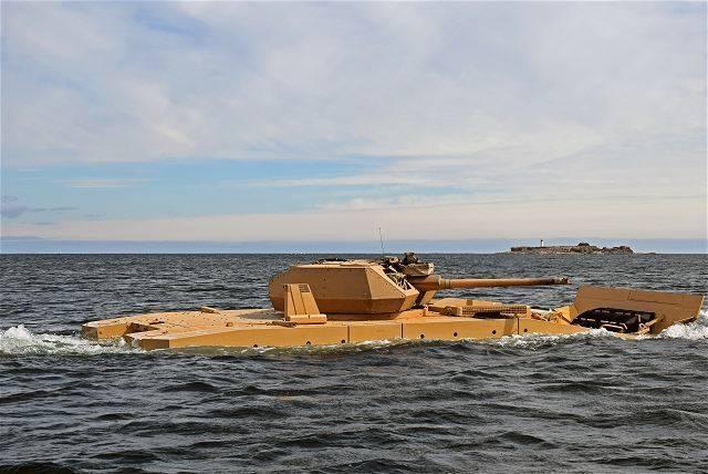 Finnland hat den neuen Panzerwagen Patria AMV28A erfolgreich getestet