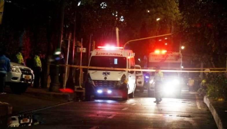 В столице Колумбии прогремел взрыв, есть жертвы