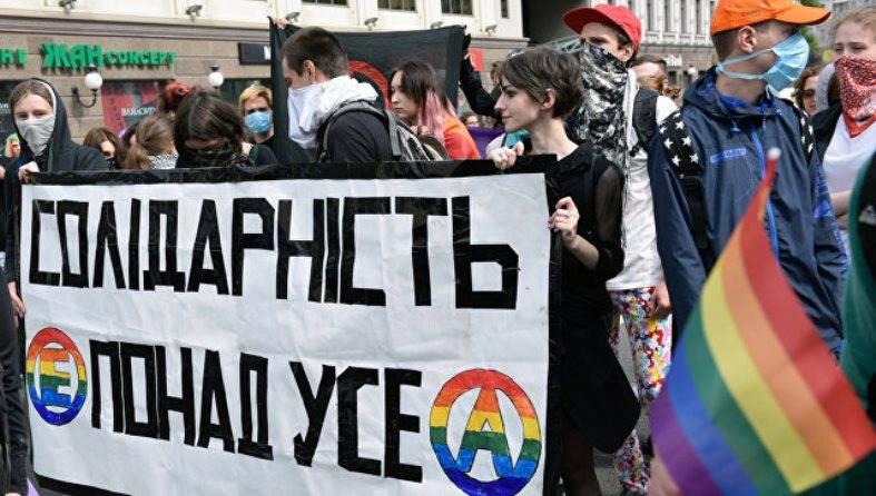 Милонов прокомментировал беспорядки в Киеве на «марше равенства»