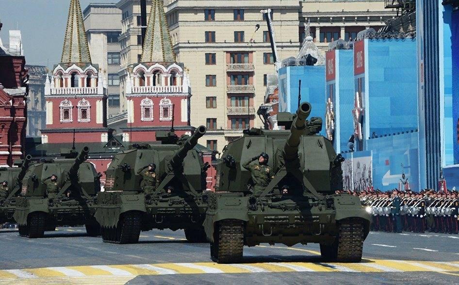 США впечатлило появление в русской армии новых «больших пушек»
