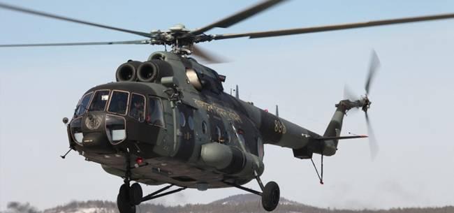 Бангладеш закупил вертолеты Ми-171Ш