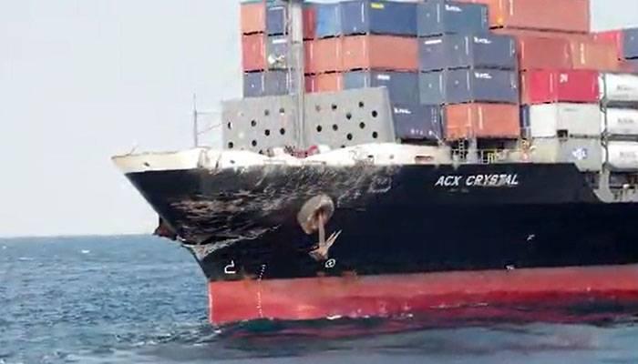 Американские ВМС сообщили о гибели 7 моряков