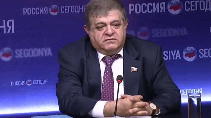 Dzhabarov:叙利亚可能会对美国联盟的袭击做出回应