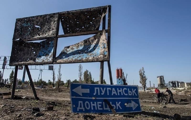"""Закон о реинтеграции Донбасса предполагает переход к """"войсковой операции"""", заявили в Раде"""