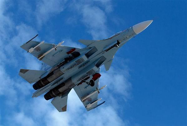 """О реакции на американский удар по Су-22 ВВС САР: """"А в случае агрессивных действий будем жёстко пресекать"""""""