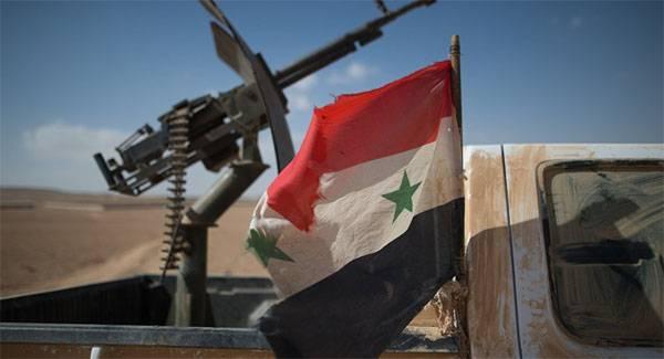 Бег к Ресафе: кто первым займёт стратегически важную точку Сирии