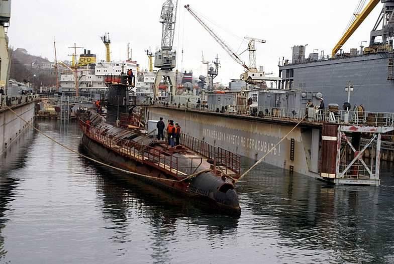 Украинский генерал желает убить Черноморский флот при помощи Турции