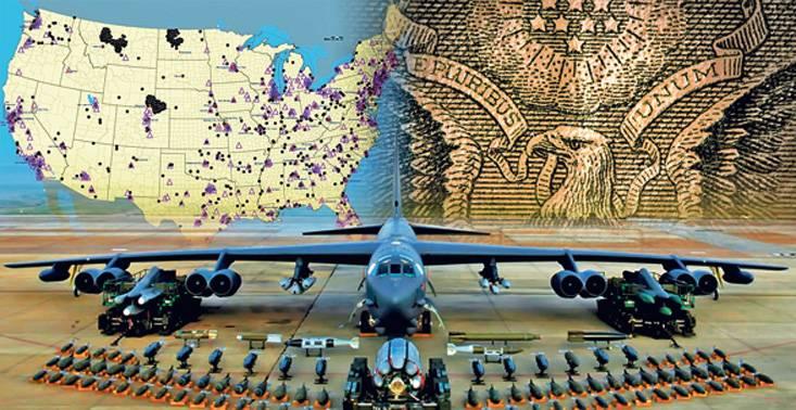 Пентагон запросил 230 млрд. долл. на ядерное сдерживание России