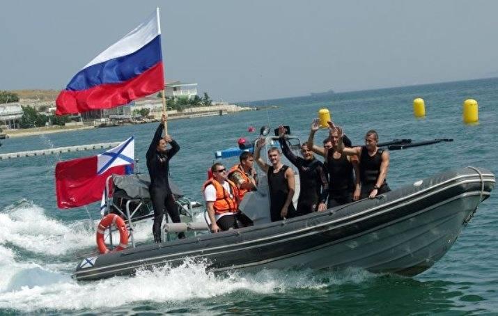 В Петербурге стартовал конкурс «Кубок моря-2017»