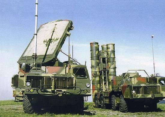 Расчеты комплексов С-300 в ВВО уничтожили условных нарушителей воздушных границ